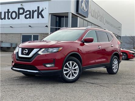 2017 Nissan Rogue SV (Stk: 17-21048JB) in Barrie - Image 1 of 26