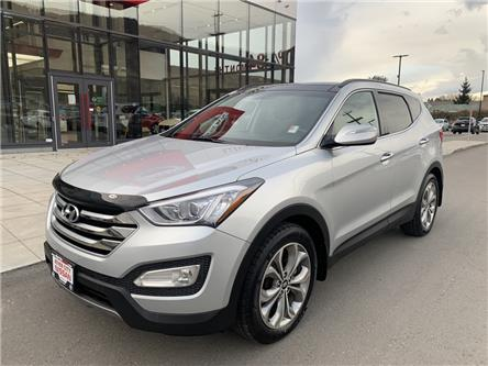 2016 Hyundai Santa Fe Sport 2.0T Limited (Stk: T20248A) in Kamloops - Image 1 of 25