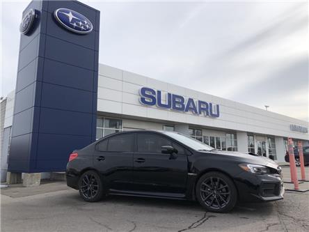 2019 Subaru WRX Sport-tech (Stk: P821) in Newmarket - Image 1 of 9