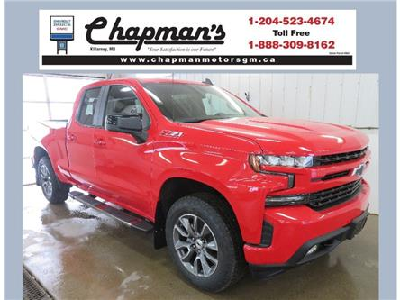 2021 Chevrolet Silverado 1500 RST (Stk: 21-019) in KILLARNEY - Image 1 of 34