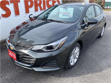 2019 Chevrolet Cruze LT (Stk: 20-550) in Oshawa - Image 1 of 15