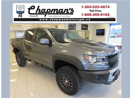 2021 Chevrolet Colorado ZR2 (Stk: 21-029) in KILLARNEY - Image 1 of 30