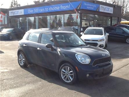 2014 MINI Countryman Cooper S (Stk: 201178) in North Bay - Image 1 of 20