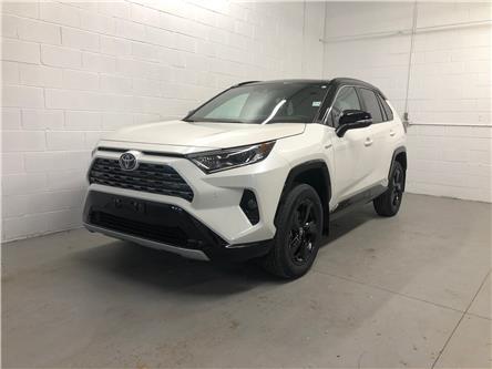 2021 Toyota RAV4 Hybrid XLE (Stk: TX045) in Cobourg - Image 1 of 9