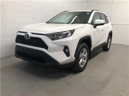 2021 Toyota RAV4 XLE (Stk: TX048) in Cobourg - Image 1 of 8