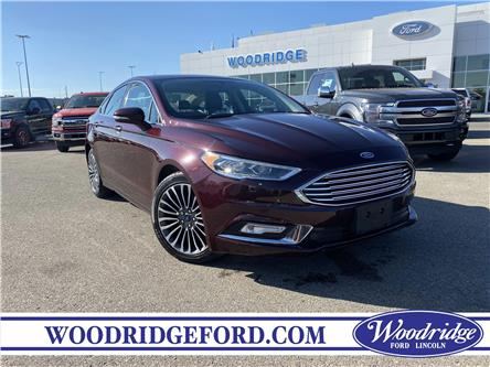 2017 Ford Fusion SE (Stk: 17602A) in Calgary - Image 1 of 23