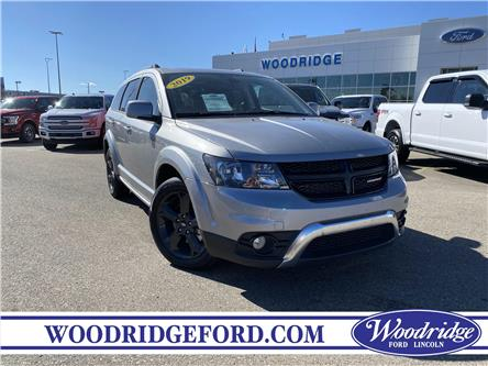 2019 Dodge Journey Crossroad (Stk: 17605) in Calgary - Image 1 of 23