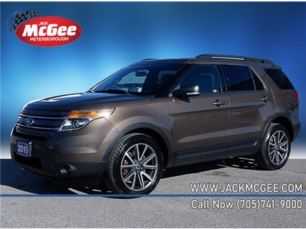 2015 Ford Explorer XLT (Stk: 21009A) in Peterborough - Image 1 of 20