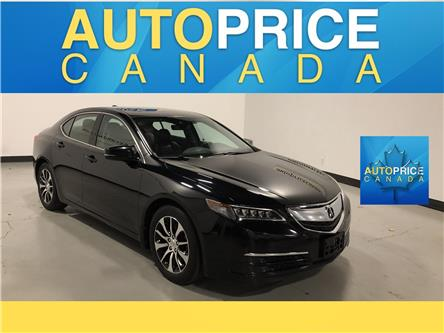 2017 Acura TLX Base (Stk: W2149) in Mississauga - Image 1 of 28