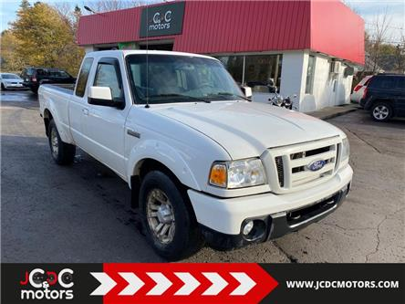 2010 Ford Ranger Sport (Stk: ) in Cobourg - Image 1 of 15