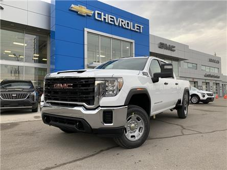 2021 GMC Sierra 2500HD Base (Stk: F114786) in Newmarket - Image 1 of 29
