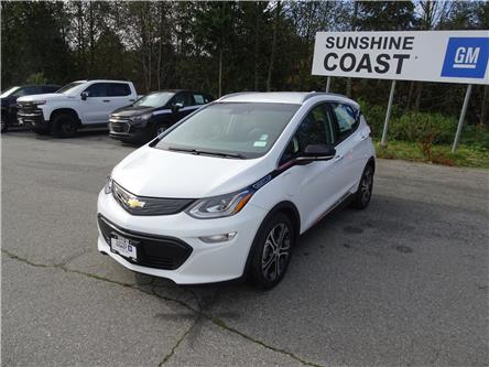 2020 Chevrolet Bolt EV Premier (Stk: EL137303) in Sechelt - Image 1 of 16
