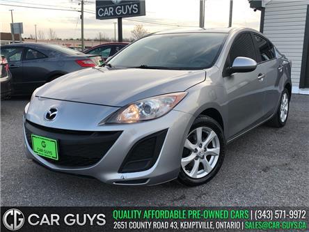 2011 Mazda Mazda3 GX (Stk: CG0118) in Kemptville - Image 1 of 21