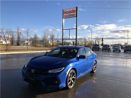 2018 Honda Civic Sport Touring (Stk: 20-051B) in Grande Prairie - Image 1 of 21