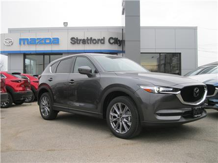 2021 Mazda CX-5 GT w/Turbo (Stk: 21016) in Stratford - Image 1 of 13