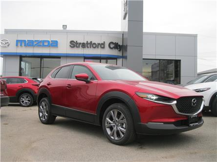 2021 Mazda CX-30 GS (Stk: 21007) in Stratford - Image 1 of 11