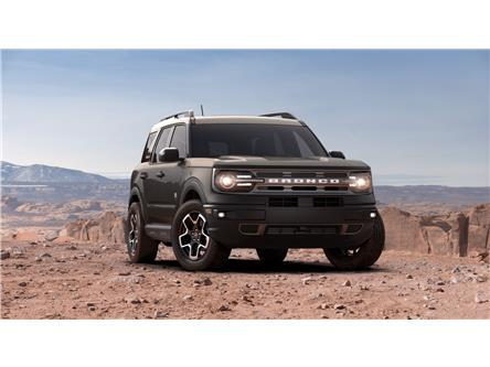 2021 Ford Bronco Sport Big Bend (Stk: O20335) in Port Alberni - Image 1 of 7