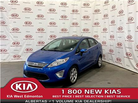 2011 Ford Fiesta SEL (Stk: 22472A) in Edmonton - Image 1 of 27