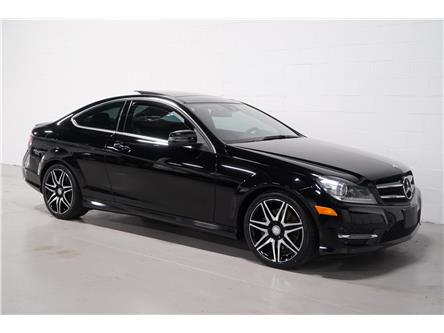 2014 Mercedes-Benz C-Class Base (Stk: 187072) in Vaughan - Image 1 of 28