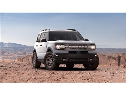 2021 Ford Bronco Sport Badlands (Stk: O20437) in Port Alberni - Image 1 of 7