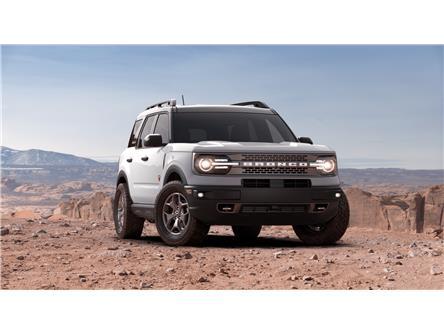 2021 Ford Bronco Sport Badlands (Stk: O20499) in Port Alberni - Image 1 of 7