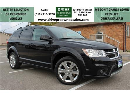 2016 Dodge Journey SXT/Limited (Stk: D0304) in Belle River - Image 1 of 29
