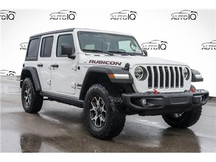2021 Jeep Wrangler Unlimited Rubicon (Stk: 44267) in Innisfil - Image 1 of 22