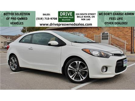2016 Kia Forte Koup 2.0L EX (Stk: D0312) in Belle River - Image 1 of 22