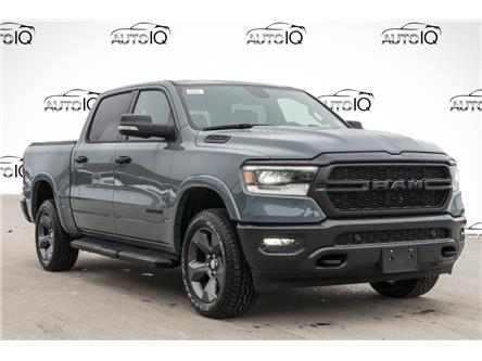 2021 RAM 1500 Big Horn (Stk: 44282) in Innisfil - Image 1 of 27