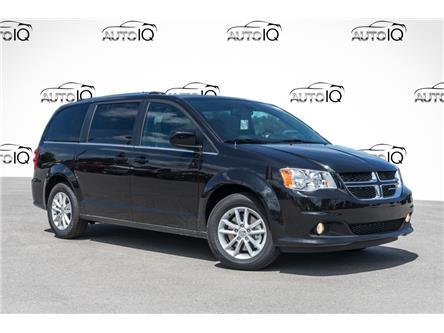 2020 Dodge Grand Caravan Premium Plus (Stk: 33884) in Barrie - Image 1 of 27
