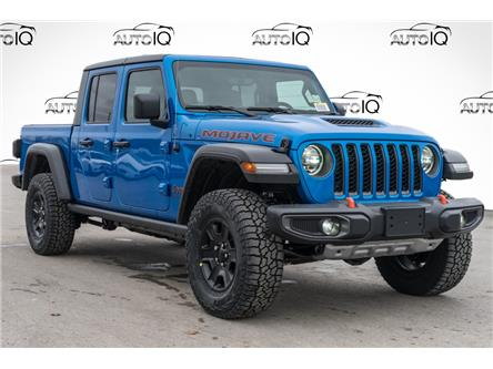 2021 Jeep Gladiator Mojave (Stk: 44285) in Innisfil - Image 1 of 25