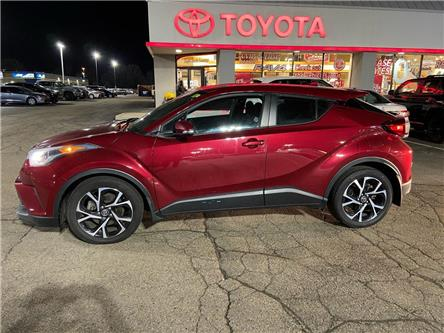 2018 Toyota C-HR XLE (Stk: 2100641) in Cambridge - Image 1 of 13