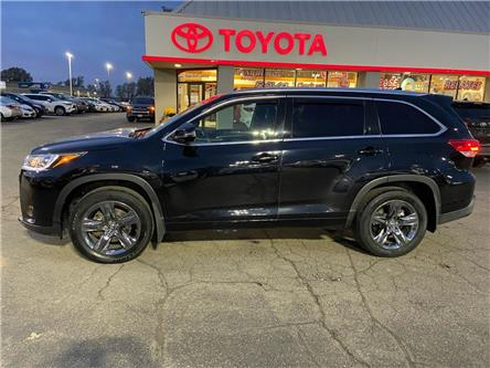 2017 Toyota Highlander  (Stk: 2101071) in Cambridge - Image 1 of 12