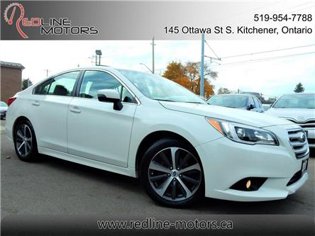 2017 Subaru Legacy 2.5i Limited (Stk: 4S3BNC) in Kitchener - Image 1 of 27