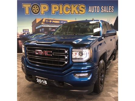 2018 GMC Sierra 1500 SLE (Stk: 249569) in NORTH BAY - Image 1 of 28