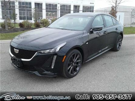 2020 Cadillac CT5 Sport (Stk: 156401) in Bolton - Image 1 of 15