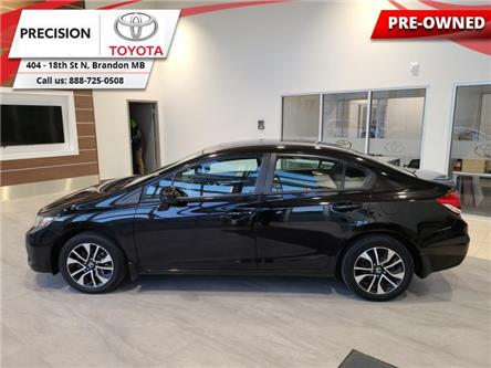 2014 Honda Civic EX (Stk: 200542) in Brandon - Image 1 of 27