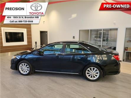 2014 Toyota Camry Hybrid XLE (Stk: 210321) in Brandon - Image 1 of 29