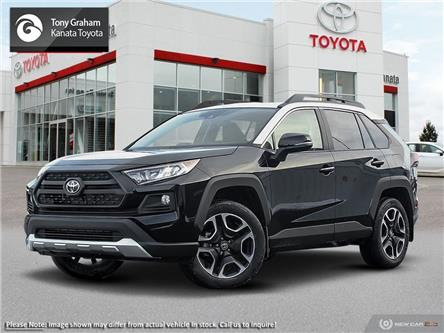 2021 Toyota RAV4 Trail (Stk: 90811) in Ottawa - Image 1 of 11