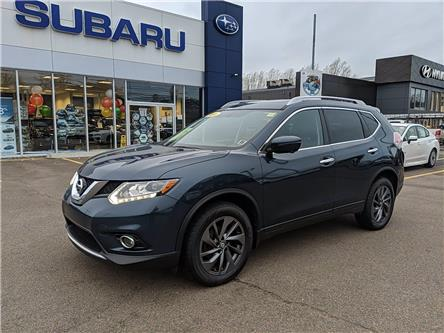 2016 Nissan Rogue SL Premium (Stk: SUB2528TA) in Charlottetown - Image 1 of 22