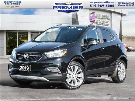2019 Buick Encore Preferred (Stk: P19549) in Windsor - Image 1 of 27