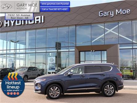 2020 Hyundai Santa Fe Luxury 2.0 (Stk: 0SF3315) in Red Deer - Image 1 of 12