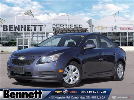 2013 Chevrolet Cruze LT Turbo (Stk: 200962A) in Cambridge - Image 1 of 27