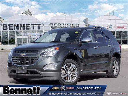2017 Chevrolet Equinox Premier (Stk: 200973A) in Cambridge - Image 1 of 27