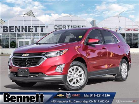 2018 Chevrolet Equinox LT (Stk: 343271A) in Cambridge - Image 1 of 27