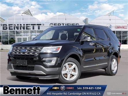 2017 Ford Explorer XLT (Stk: 210031B) in Cambridge - Image 1 of 27