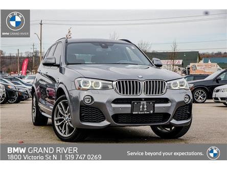 2017 BMW X3 xDrive28i (Stk: PW5637) in Kitchener - Image 1 of 22