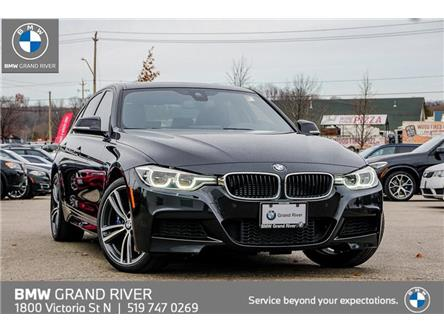 2016 BMW 340i xDrive (Stk: PW5679) in Kitchener - Image 1 of 22