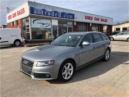 2009 Audi A4 2.0T Avant (Stk: 21-7509A) in Hamilton - Image 1 of 22
