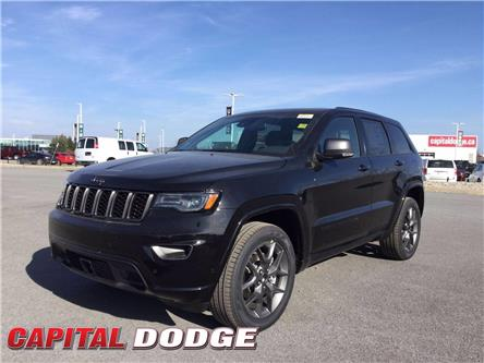 2021 Jeep Grand Cherokee Limited (Stk: M00076) in Kanata - Image 1 of 26